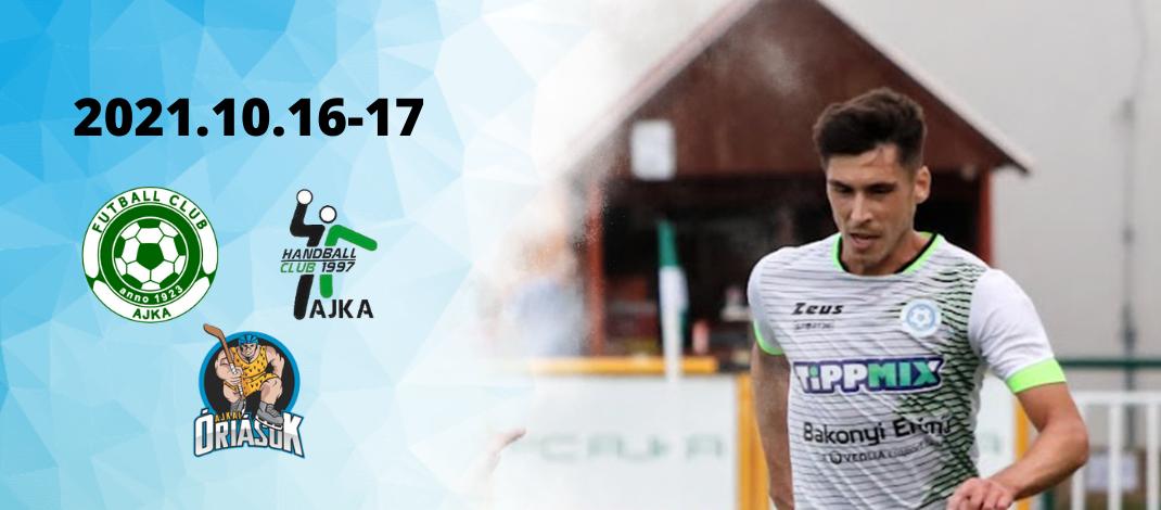 Ismét hazai pályán az FC Ajka felnőtt csapata